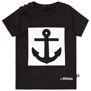 Image of The BRAND Anchor Tee Black 92/98 cm (3131978445)