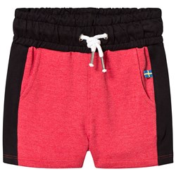 The BRAND Shorts Red Melange