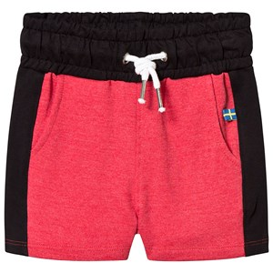 Image of The BRAND Shorts Red Melange 140/146 cm (1229335)