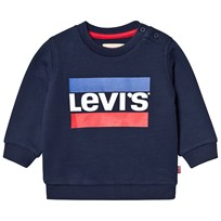 74ee6374 Levis Kids Navy Hero Logo Sweatshirt 48