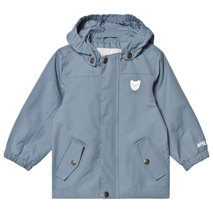 Wheat Valter Jacket Blue