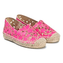 f9390a59168 Stella McCartney Kids Pink Spadrilles Shoes 6641 - Hot Pink