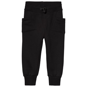 Image of Gugguu College Baggy Sweatpants Black 104 cm (3133716437)