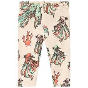 Image of Tao&friends Fish Leggings Beige 80/86 cm (1298205)