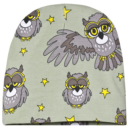 Tao&friends Owls Beanie Light Green Light Green