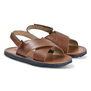 Image of Carrément Beau Cross-Over Sandals Brown 29 (UK 11) (3132745439)
