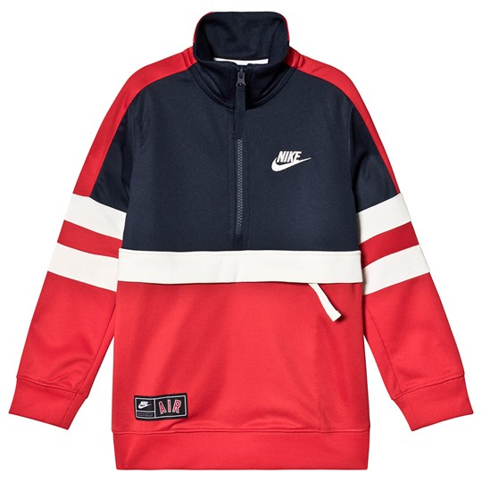 NIKE Red and Navy Nike Air Tracksuit 657