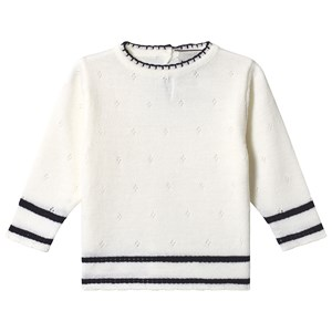 Image of Lillelam Mai Sweater White 86 cm (1-1,5 år) (3133717379)