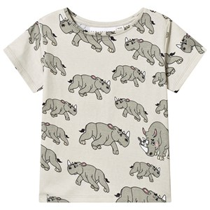 Image of Tao&friends Rhino Tee Light Grey 128/134 cm (1298153)