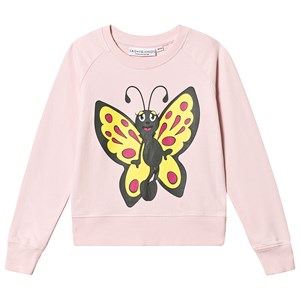 Image of Tao&friends Butterfly Sweatshirt Pink 92/98 cm (1298180)