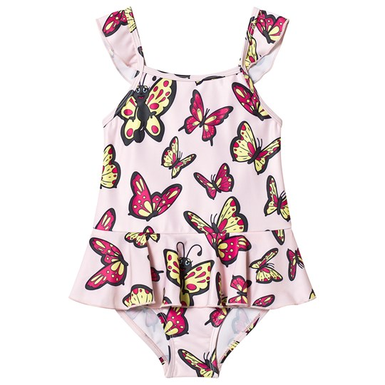 Tao&friends Butterflies Swimsuit Pink Pink