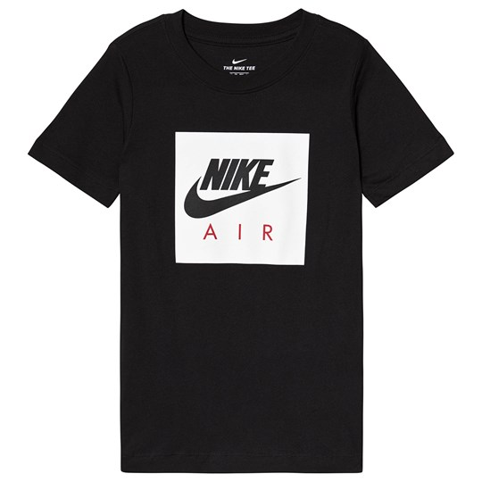 NIKE Black Nike Air Box Tee 010