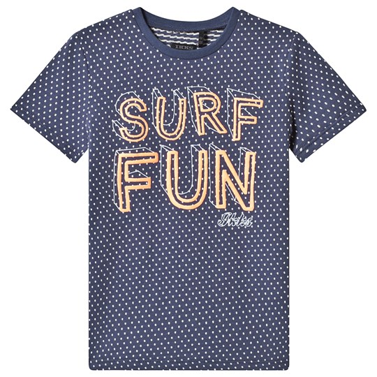 IKKS Surf Fun T-Shirt Blå 42