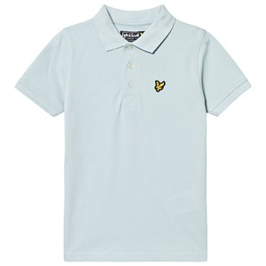 Image of Lyle & Scott Classic Polo Shirt Blue Shore 4-5 years (3134511199)