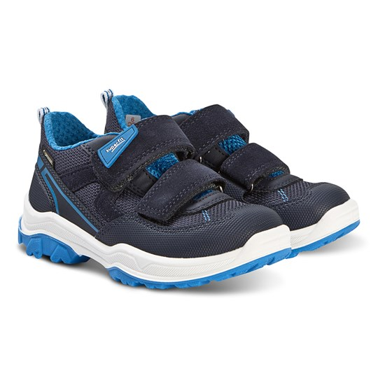 Superfit Jupiter Sneakers Mørkblå BLUE/BLUE