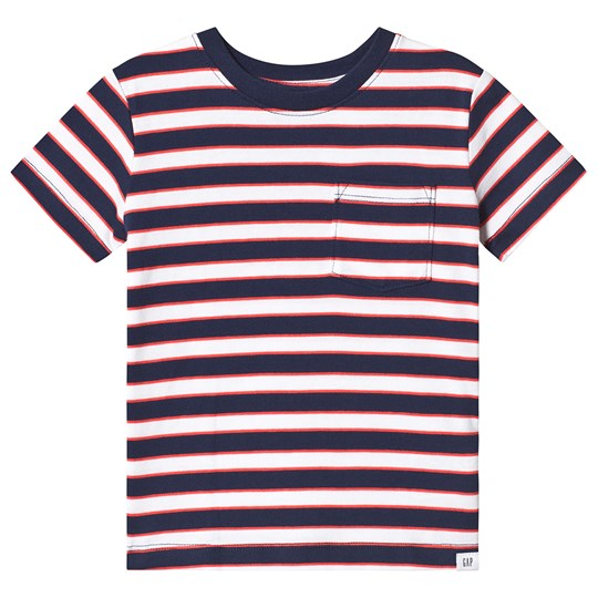 GAP Sh Ptf Stripe Ss Navy Stripe Navy stripe