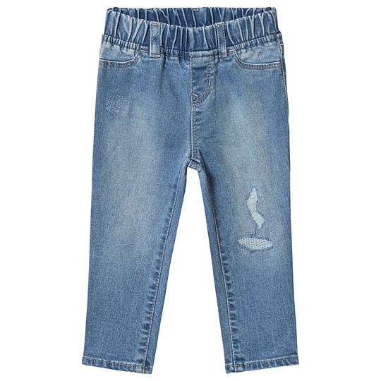 GAP Gap Bas Denim Jeans Light Indigo LIGHT INDIGO 6