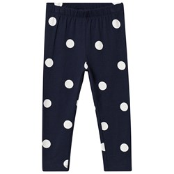 GAP Gap Leggings Blue Dot