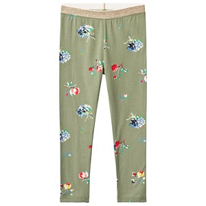 Image of GAP Floral Leggings Olive 2 år (3135226765)
