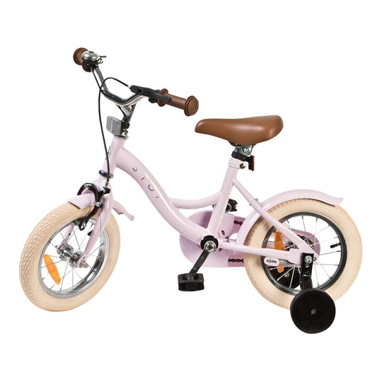 "STOY Bicycle 12"" Vintage Light Pink"