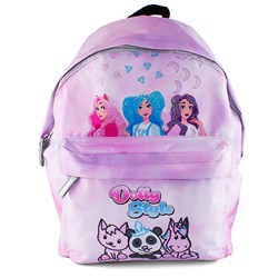 Dolly Style Backpack with front pocket
