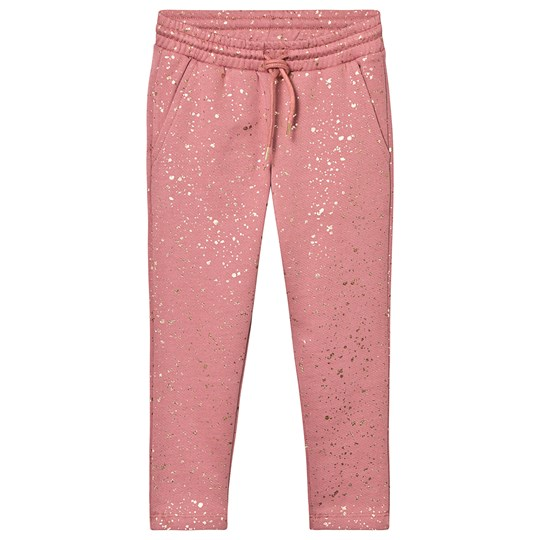 Petit by Sofie Schnoor Pants Gold Speck Old Rose Old Rose