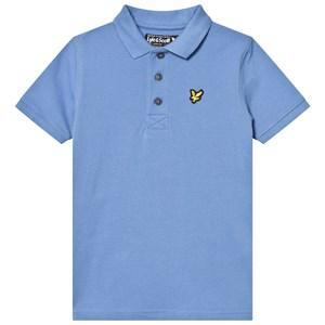 Image of Lyle & Scott Classic Polo Shirt Sky Blue 10-11 years (3137424555)
