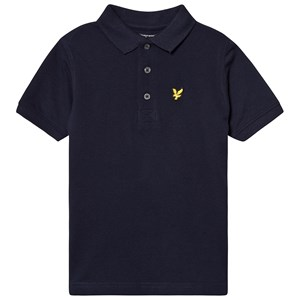 Image of Lyle & Scott Classic Polo Shirt Navy 10-11 years (3137424707)