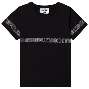 Image of Sometime Soon Rio T-shirt Black 4 år (3137428823)