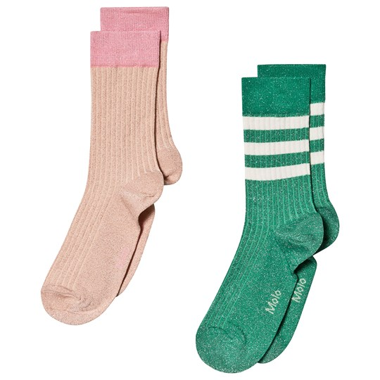 Molo Nomi Socks Morning Rose Morning Rose