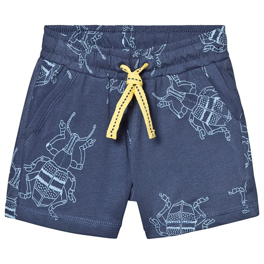 Minymo Shorts Midnight Blue Midnight Blue
