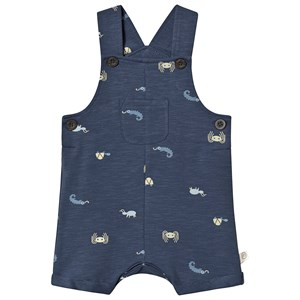 Image of Minymo Spider Overall Midnight Blue 80 cm (9-12 mdr) (3137430009)