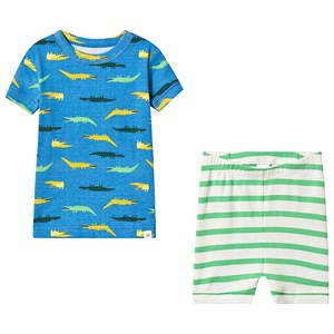 Image of GAP Alligator Short Pajamas Blue 2 år (3137428463)