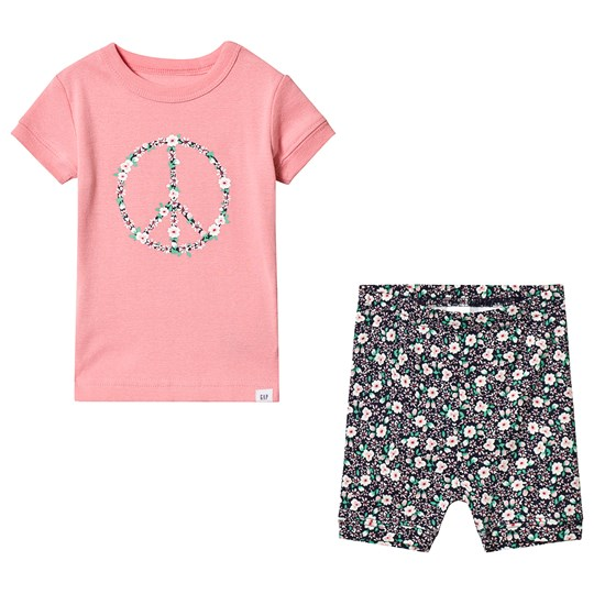 GAP Tg Peace Sj Coral Frost Coral Frost