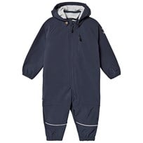 c2905be9c59 Mikk-Line Soft Shell Suit Blue Nights Blue Nights
