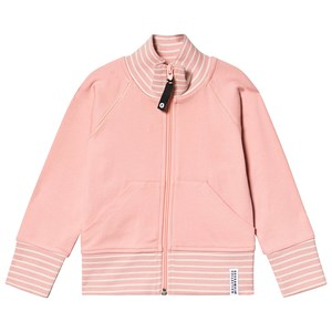 Image of Geggamoja Zip Sweater Pink 110/116 cm (3138210443)