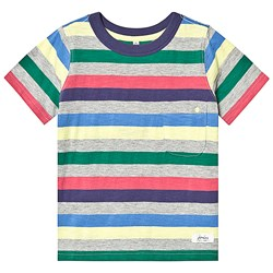 Tom Joule Multi Stripe Tee