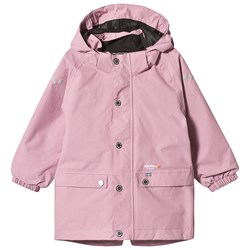 Isbjörn Of Sweden Cyclone Hard Shell Parka Dusty Pink