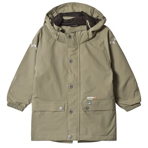 Image of Isbjörn Of Sweden Cyclone Hard Shell Parka Moss 110/116 cm (3138211525)