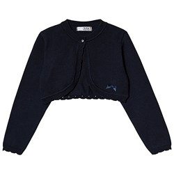 Dr Kid Knitted Cardigan Navy