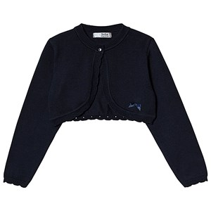 Image of Dr Kid Knitted Cardigan Navy 9 months (3138206829)