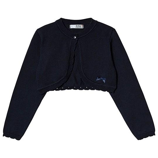 Dr Kid Navy Knitted Cardigan 280