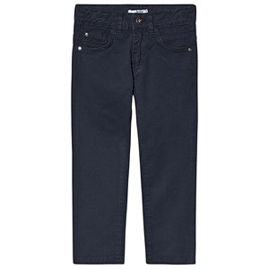Image of Dr Kid Navy 5 Pocket Chinos 8 years (1249696)