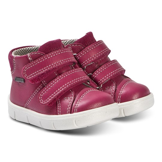 Superfit Ulli Gore-Tex® Skor Plum Pink Red