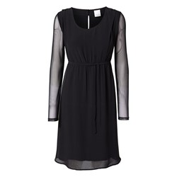 Mamalicious Rikke Mary Woven Dress Black