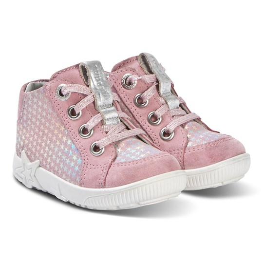 Superfit Starlight Sneakers Pink Pink