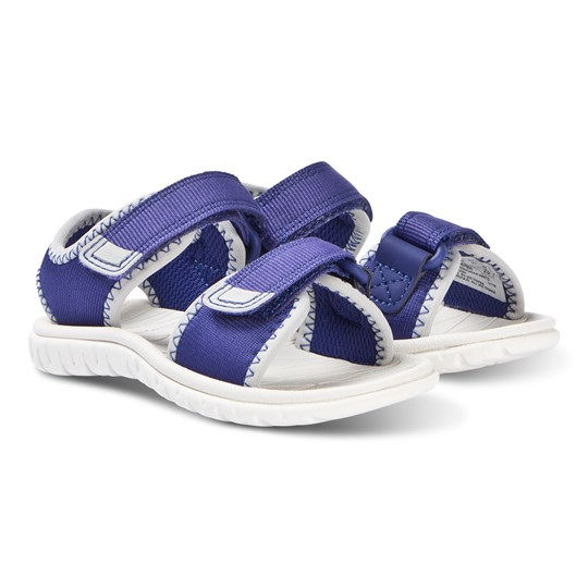 Clarks Surfing Tide Sandals Blue Blue Synthetic
