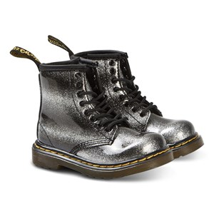 Image of Dr. Martens 1460 Glitter Ombre Boots Silver 22 (UK 5.5) (3138206609)