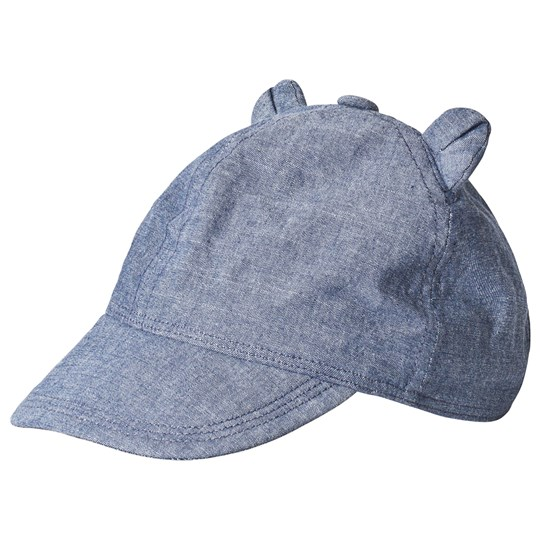 Gap Baseball Keps Chambray Chambray 042