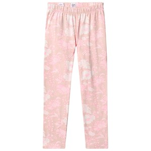Image of GAP Floral Leggings Pink M (8-9 år) (3138210393)